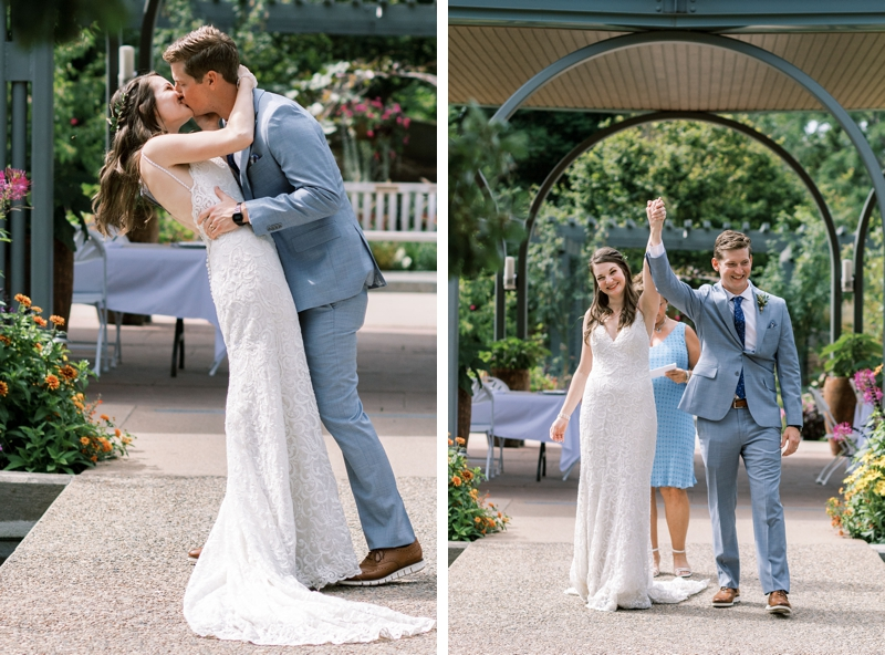 denver botanic gardens annuals pavilion wedding